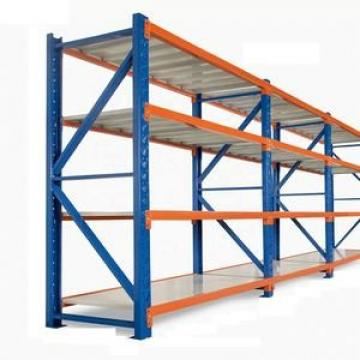 RH-WSH90-45180 900*450*1800mm six layers heavy duty chrome Moving Warehouse Storage Wire Rack