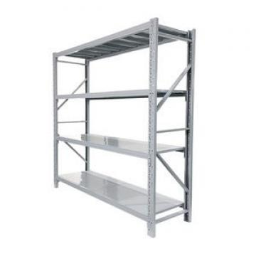 Warehouse shelves stainless steel shelf rack metal plate storage rack
