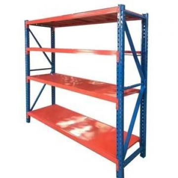 Middle Duty Warehouse Garment Storage Iron Rack System