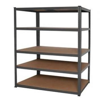 Light Duty Steel Garment Shelf Support / Book Display Storage Steel Metal Rack For Price
