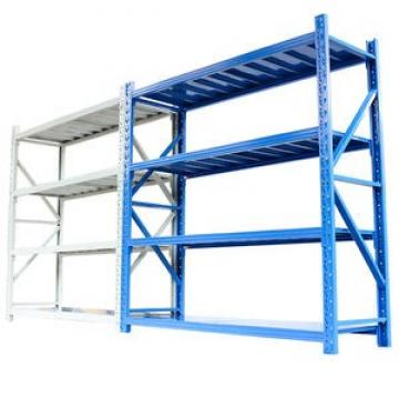 Industrial use medium duty warehouse rack metal shelving for sale