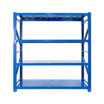 Heavy load adjusting metal shelves pallet rack for boltless