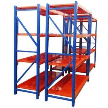 4 Layer Heavy Duty Warehouse Shelf Heavy Load Steel Storage Rack Racking System Metal Supermarket Shelf