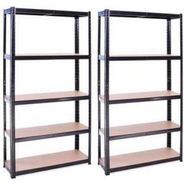 Heavy Duty Pallet Racking Solid Steel Deck Shelving Boards