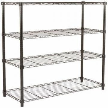 Heavy duty warehouse storage racks display shelving