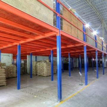 Factory Selling Cheap Price Steel Mezzanine Platform System for Warehouse Storage