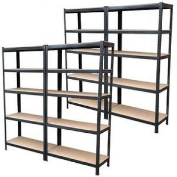 Stainless steel storage rack heavy duty sheet metal modular shelving