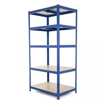 High quality Steel retail shelving lighted shelving