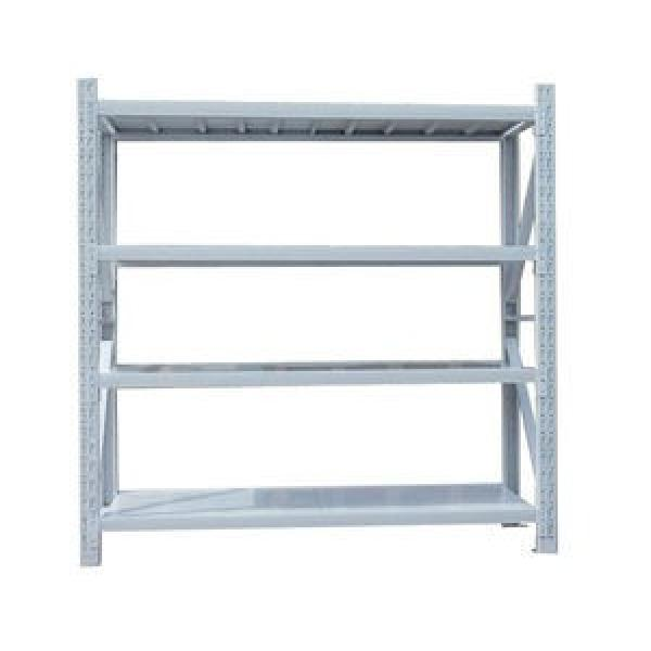 Fully Automatic Storage Equipment Stacker Crane Heavy Duty Warehouse Shelving Rack AS/RS System #1 image