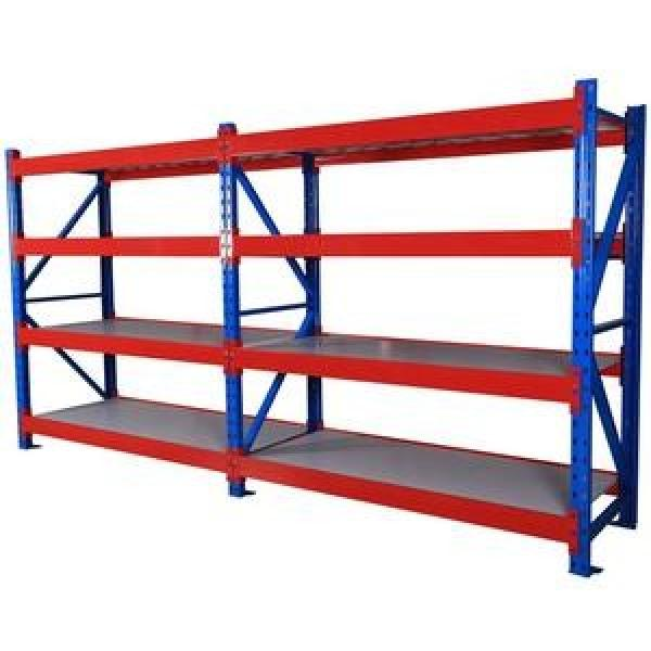 warehouse storage rack,shelves,2016 stainless steel heavy duty solid storage wire shelving #3 image