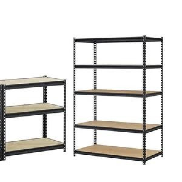 JAS-062 Adjustable shelf Warehouse Metal Overhead Garage Storage Rack Shelving Storage Rack With 4 Levels #1 image