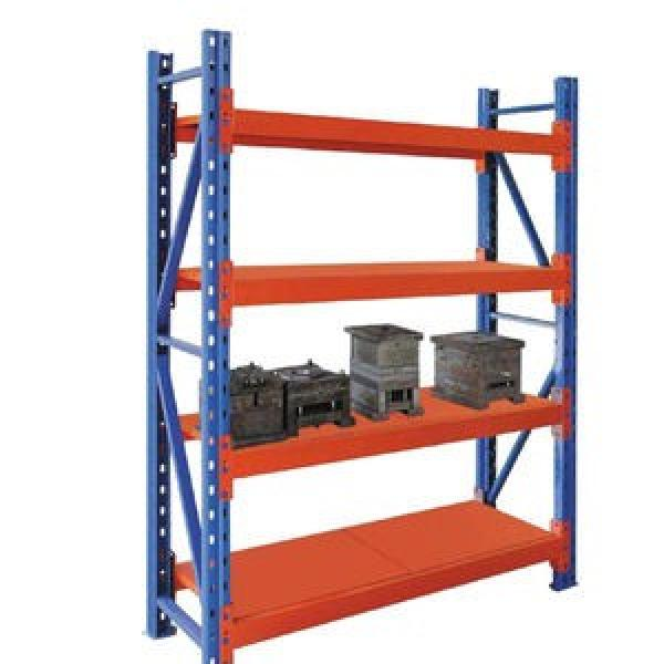 Warehouse use Rack and Q235 steel industrial storage shelves heavy duty pallet rack shelving #2 image