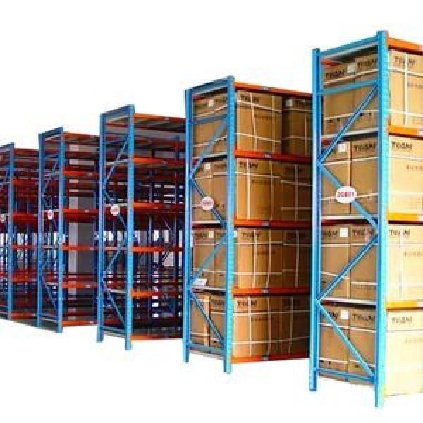 Warehouse storage heavy duty pallet rack US teardrop pallet racking system from China supplier #2 image