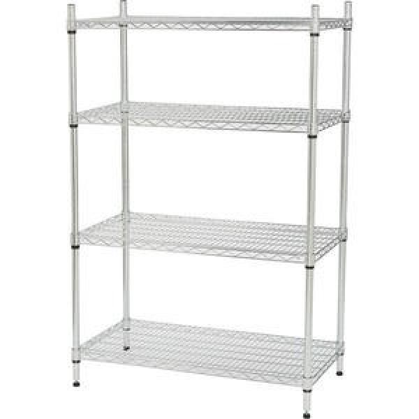 Heavy Duty Pallet Rack Use Galvanized Waterfall Wire Mesh Decking #2 image