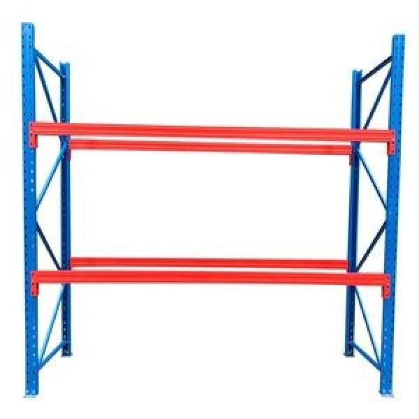 Ce Approved Heavy Duty Warehouse Storage Pallet Steel Rack System #3 image