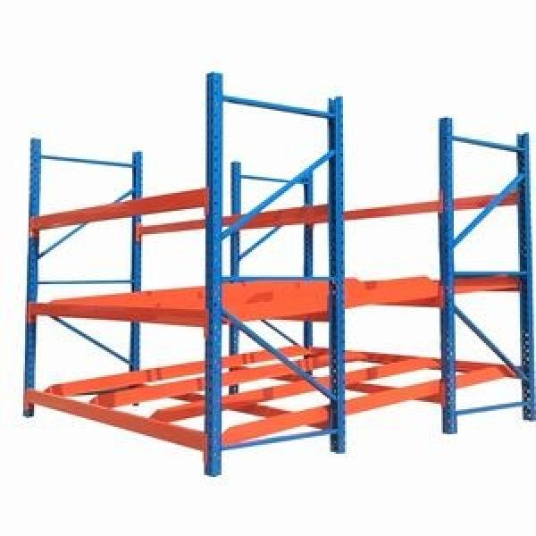 Ce Approved Heavy Duty Warehouse Storage Pallet Steel Rack System #1 image