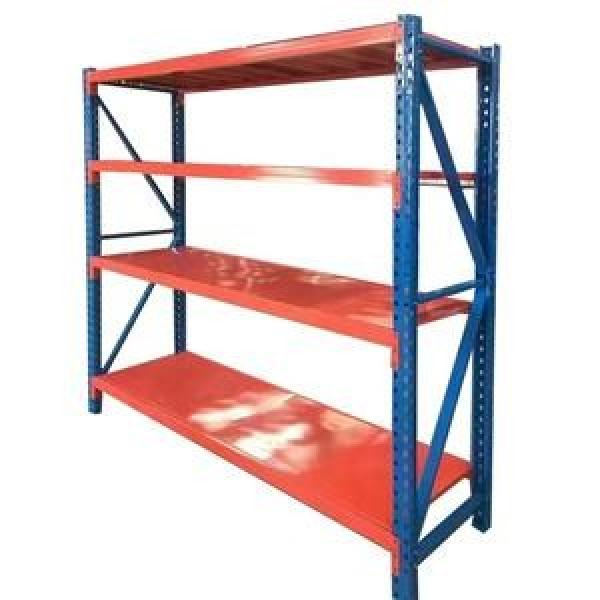 Selective Pallet Type Steel Warehouse Racking System with CE Certificate #3 image