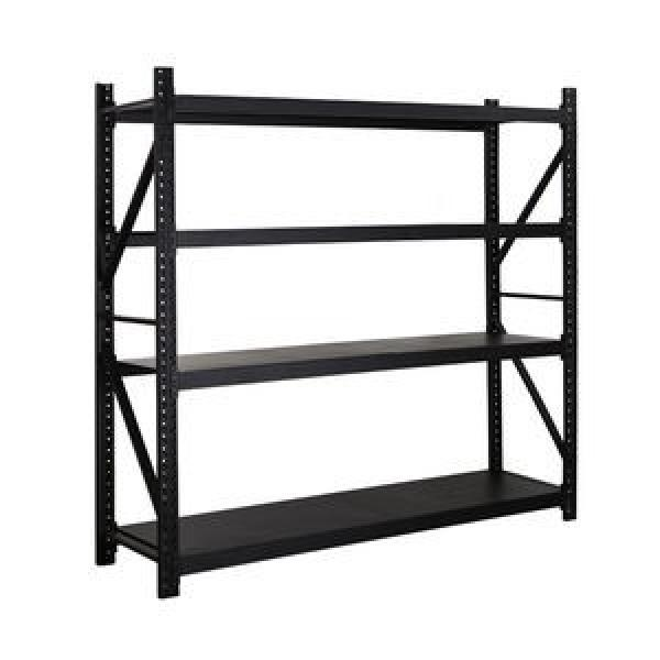 Customize Selective Adjustable Warehouse Heavy Duty Steel Storage Pallet Rack #3 image