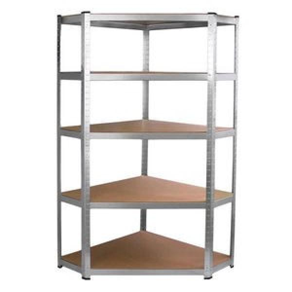 Metal adjustable steel storage rack shelves industrial longspan shelving #1 image