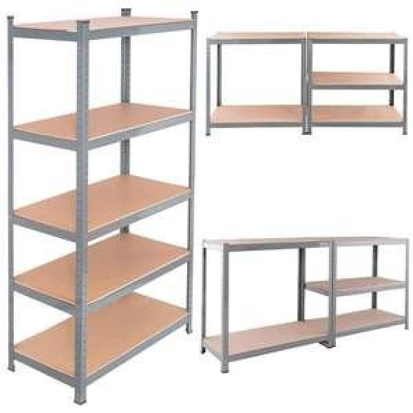 Metal adjustable steel storage rack shelves industrial longspan shelving #2 image