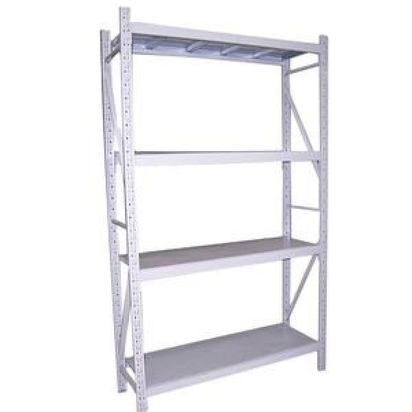 Chinese Supplier Heavy Equipment Used Coated Metal Kitchen Storage Rack 5 Layer Steel Garage Shelving #1 image