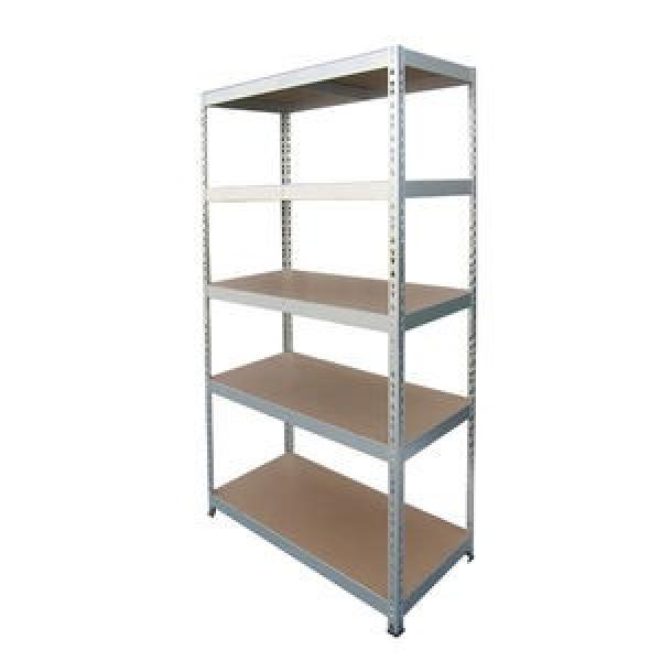 Wire shelves heavy duty steel pipe storage long arms metallic double side cantilever racking #2 image