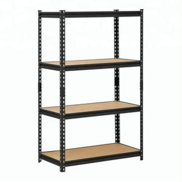 Wire shelves heavy duty steel pipe storage long arms metallic double side cantilever racking #3 image