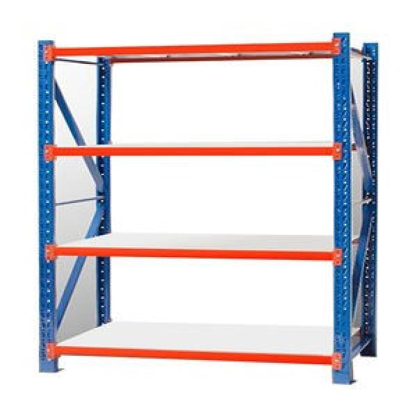 Cold storage stainless steel pipe shelf #1 image