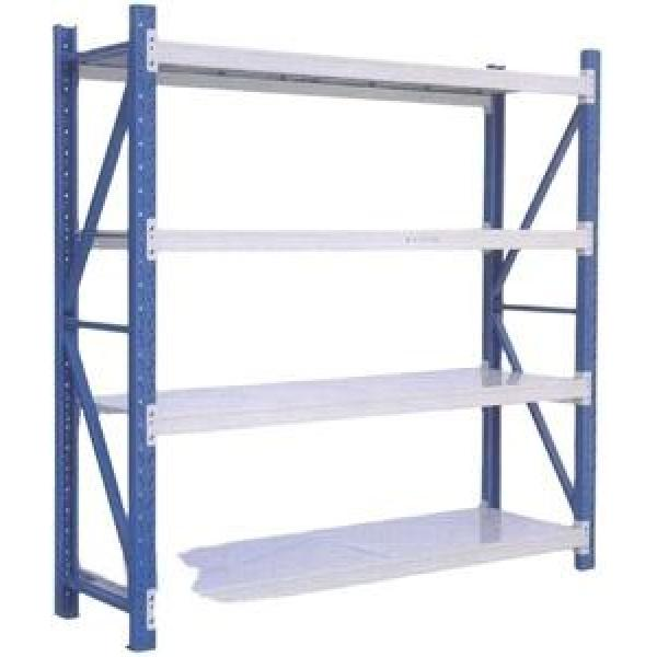 China factory low price high quality used supermarket storage warehouse shelves rack #1 image