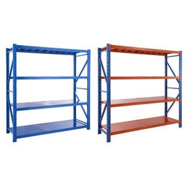 Red steel warehouse cantilever rack/warehouse racking system/cantilever shelf #1 image
