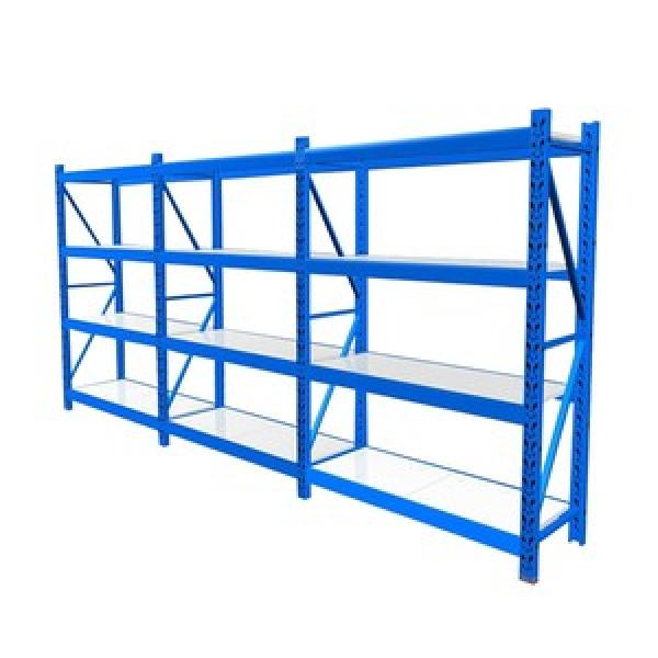 cheap price foldable tire industrial hand operated pallet stacker rack #2 image