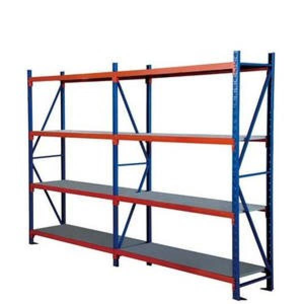 Ce Approved Heavy Duty Warehouse Storage Pallet Steel Rack System #2 image