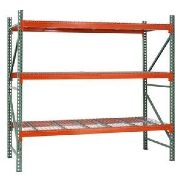 Warehouse use Rack and Q235 steel industrial storage shelves heavy duty pallet rack shelving #1 image
