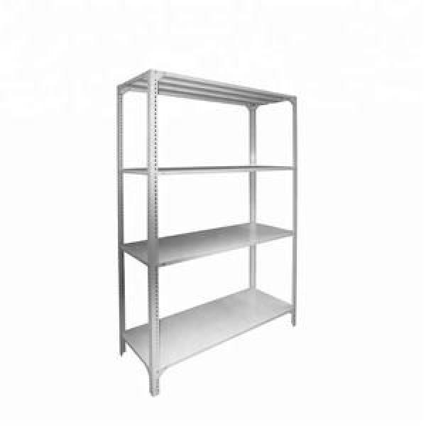 High capacity warehouse storage rack shelving with adjustable layers for storage #3 image