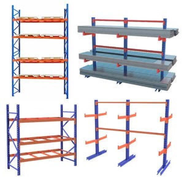 outdoor heavy duty car cantilever rack container shelve #2 image