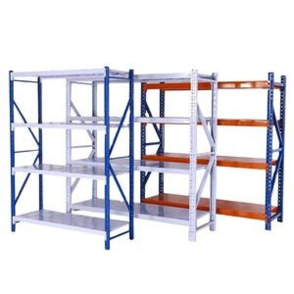 Customize Selective Adjustable Warehouse Heavy Duty Steel Storage Pallet Rack #2 image