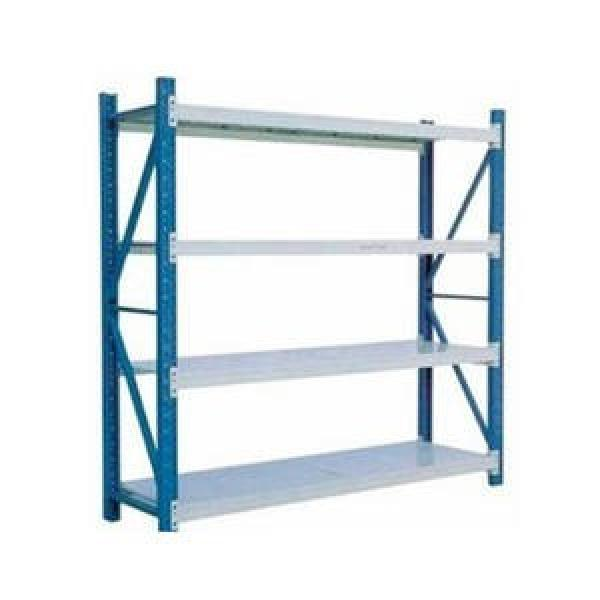 Selective Pallet Type Steel Warehouse Racking System with CE Certificate #1 image