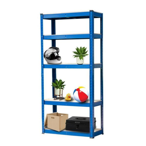 High quality Steel retail shelving lighted shelving #2 image