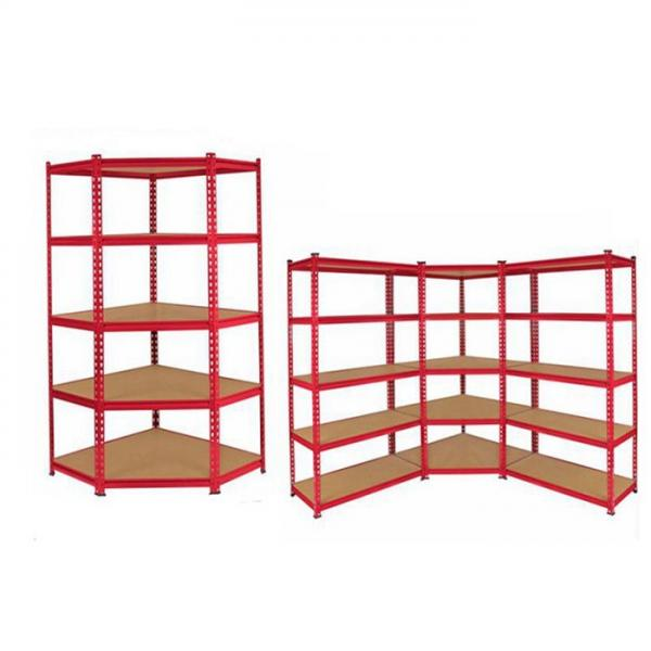 High quality Steel retail shelving lighted shelving #3 image