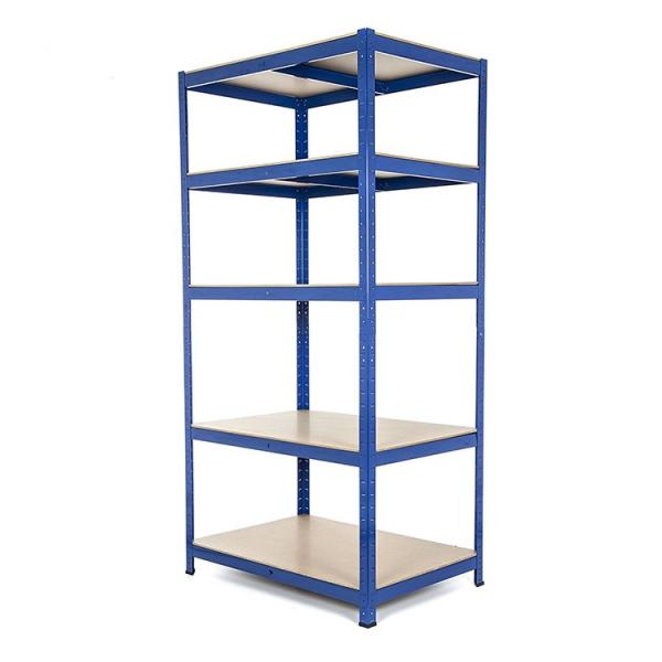High quality Steel retail shelving lighted shelving #1 image